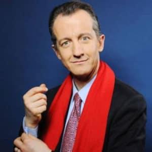 Christophe Barbier, conférencier aux rencontres de l'U2P, Forum des entreprises de proximité, mercredi 25 et jeudi 26 octobre 2017 © BALTEL/SIPA