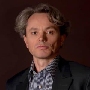 Frédéric Bizard, conférencier aux rencontres de l'U2P, Forum des entreprises de proximité, mercredi 25 et jeudi 26 octobre 2017 © Davide Leggio