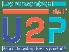 Logo Rencontres U2P forum des entreprises de proximité