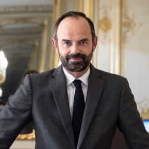 Edouard Philippe, conférencier aux rencontres de l'U2P, Forum des entreprises de proximité, mercredi 25 et jeudi 26 octobre 2017