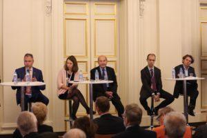 Rencontres de l'U2P 2017 – La conférence-débat « Quelle protection sociale pour demain ? » accueille notamment Frédéric Bizard et Pierre Martin Crédit Photo Cocktail Santé