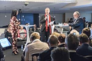 Conférence débat forum U2P 2017, Le syndicalisme patronal 4.0
