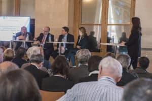 Conférence débat U2P 2017, La transition numérique, un levier de croissance de l'économie de proximité