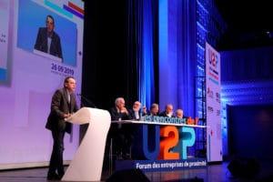 Rencontres de l'U2P 2019 | Jérôme Fourquet, directeur du département Opinion de l'institut Ifop, est venu présenter l'enquête réalisée pour l'U2P sur les Français et la proximité. Il a également répondu aux nombreuses interrogations soulevées par les mouvements d'opinion inédits observés au cours de l'année écoulée.